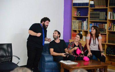 Teatro foro en el centro de mayores San Benito: 'No puedo más. Reflexiones de mujeres'