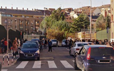 Las AMPA de tres colegios piden la peatonalización del fondo de saco de Motilla del Palancar