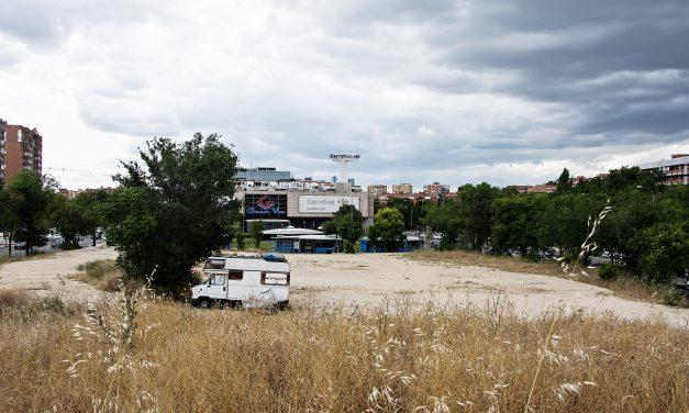 El parking de Mar de Cristal reaparece por sorpresa en los presupuestos del Ayuntamiento