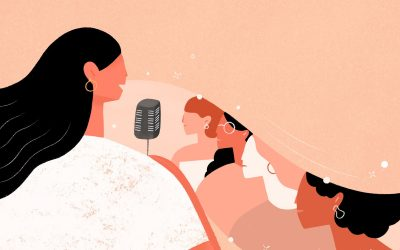 Ocio y cultura en Manoteras: Monólogos en Femenino