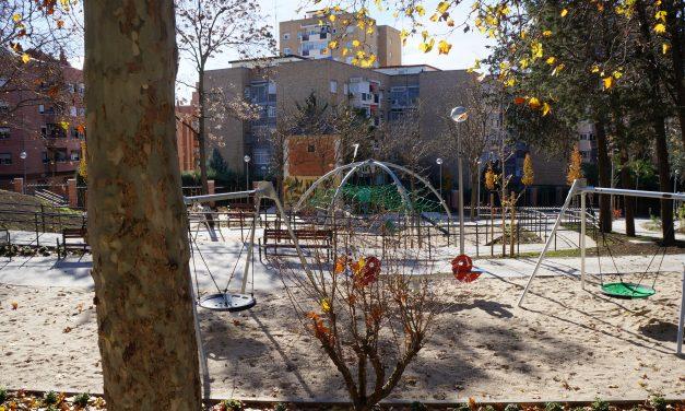 El parque Isabel Clara Eugenia, ahora más accesible