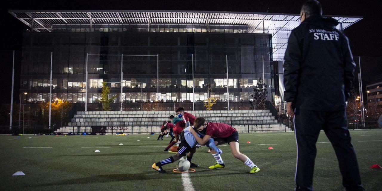 El rugby placa al coronavirus