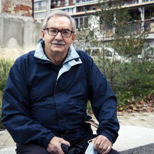 """""""En la UVA de Hortaleza viví mi adolescencia y mi primera juventud"""""""