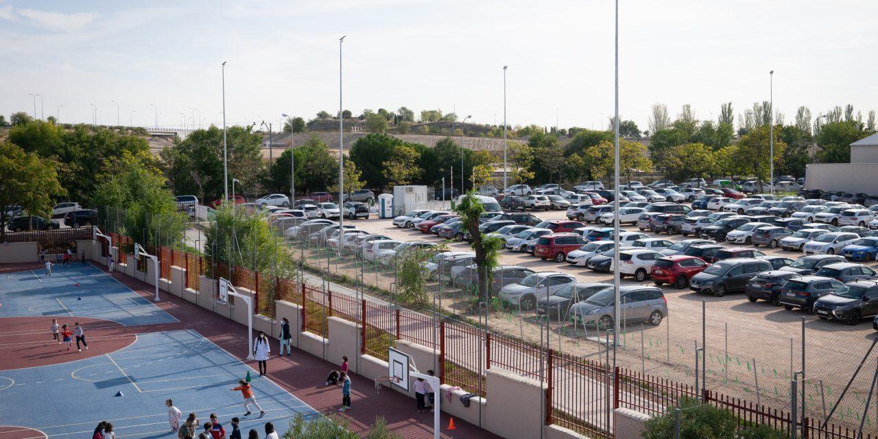 Iberdrola abrió su parking desoyendo al Ayuntamiento