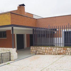 Talleres de empleo en el centro Santiago Apóstol