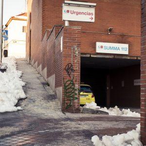 El coronavirus sigue disparado en Hortaleza