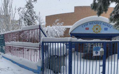 Sin clases presenciales hasta el lunes 18 de enero