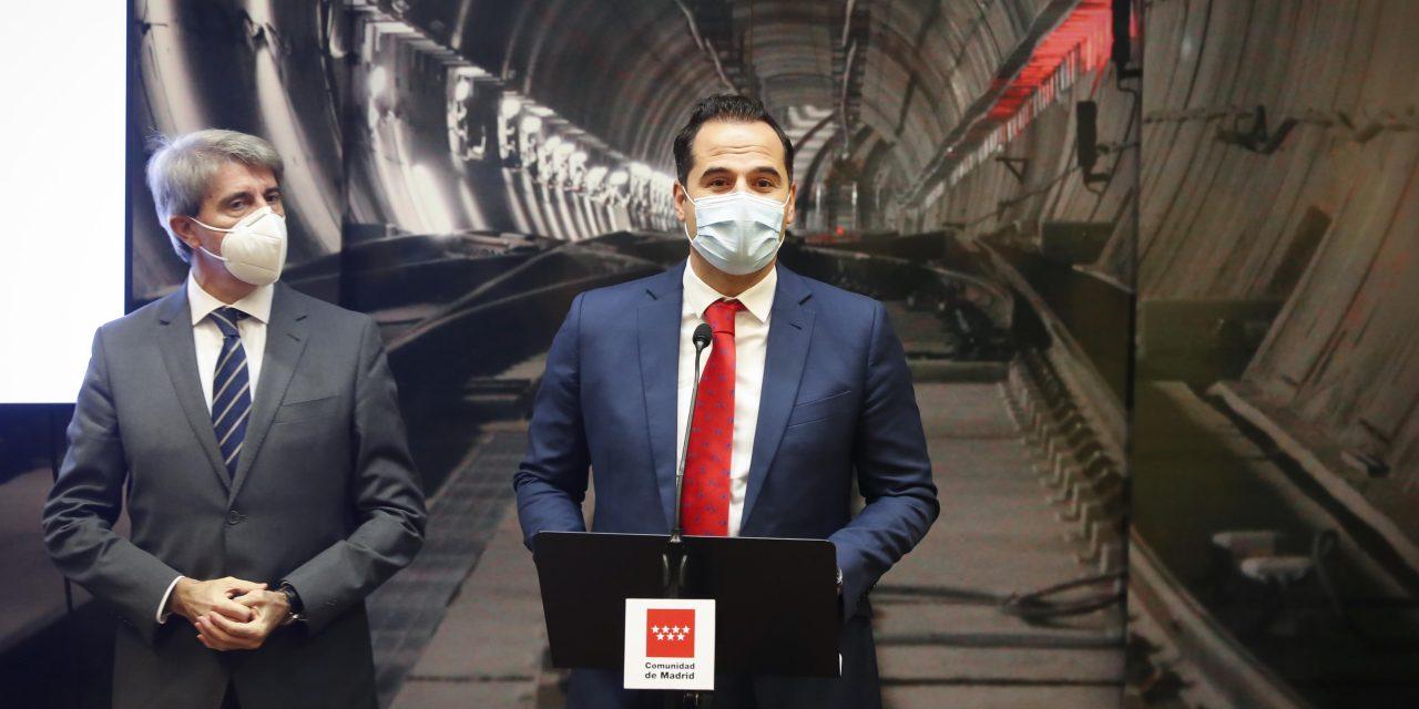 Valdebebas pide plazos para la línea 11 de Metro