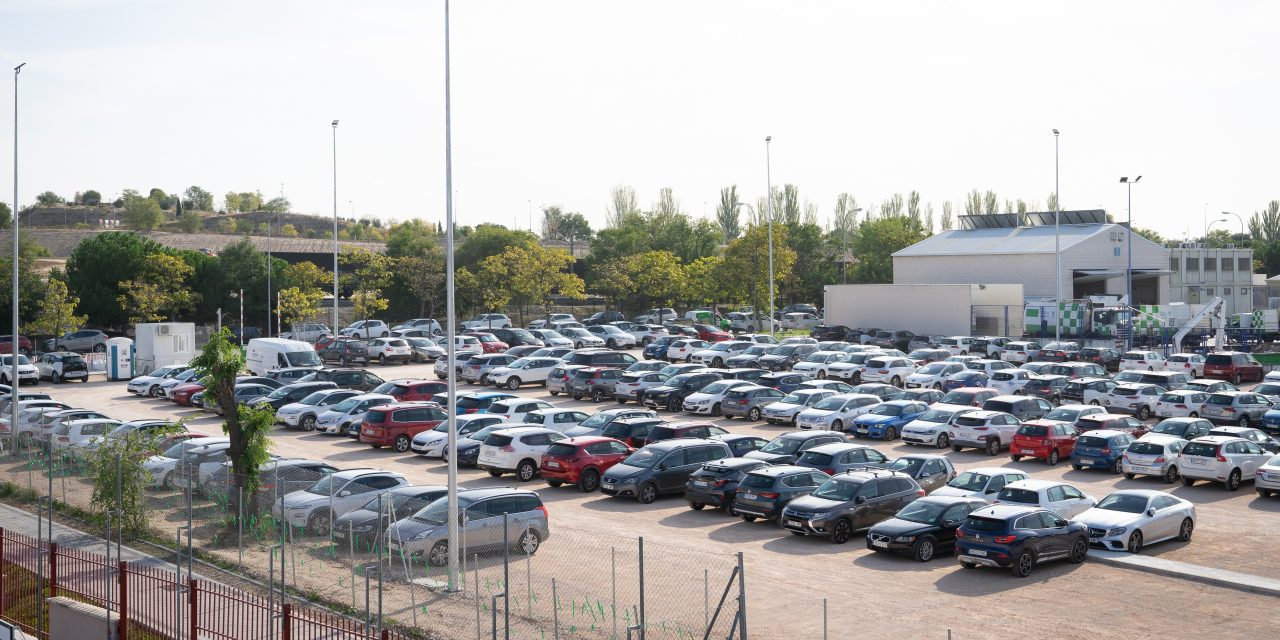 Iberdrola se resiste a dejar su polémico parking