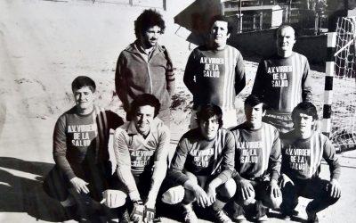 Huerta de la Salud: 40 años sin dejar de tocar el balón