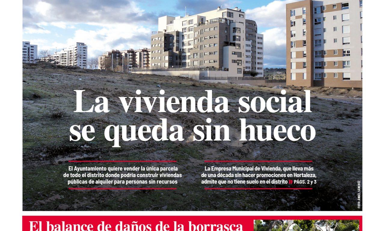 Hortaleza Periódico Vecinal, número 56