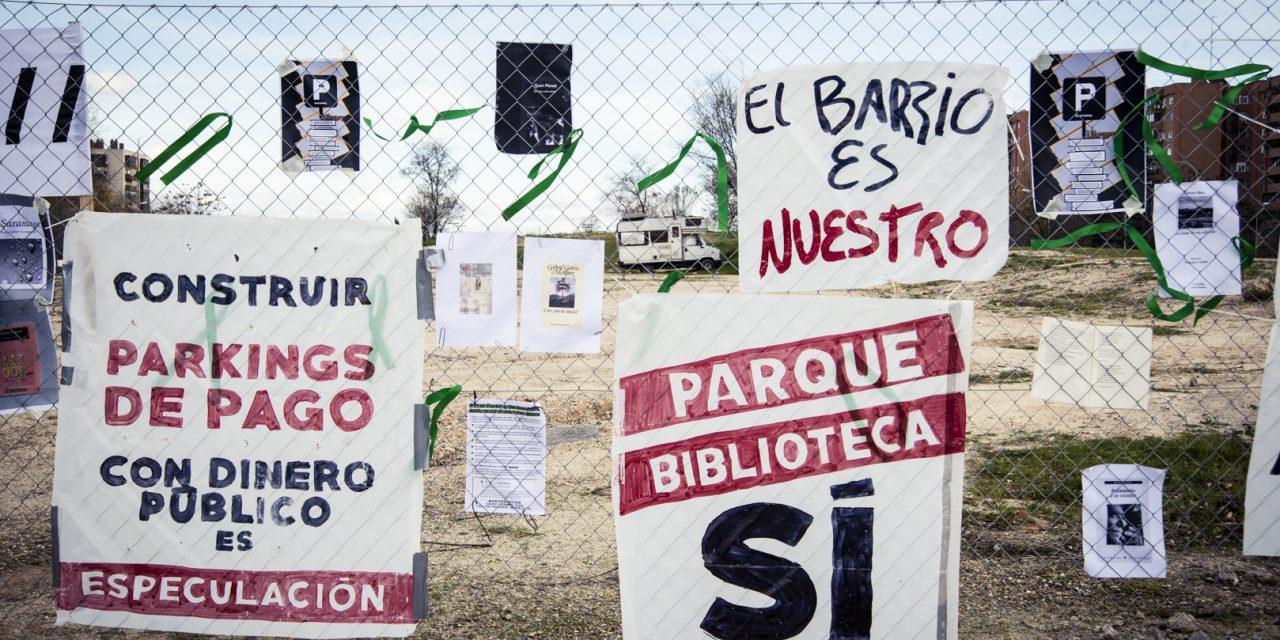 El rechazo a los parkings crece en Hortaleza