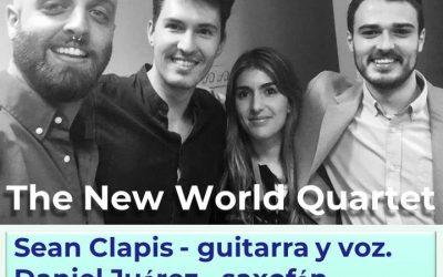 Encuentros Culturales Portugalete: concierto de The New World Quartet