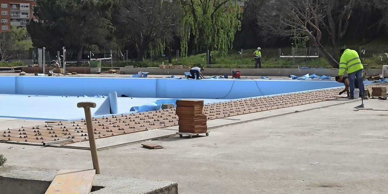 Hortaleza tendrá piscinas al aire libre este verano
