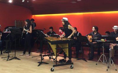 Encuentros Culturales Portugalete: combos de jazz del Conservatorio Profesional de Música Arturo Soria