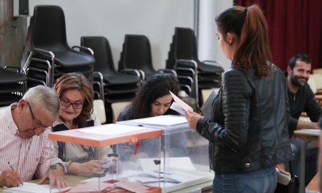 ¿Dónde se vota en Hortaleza este 4-M?