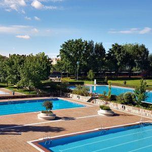 Las piscinas de Hortaleza ya están abiertas