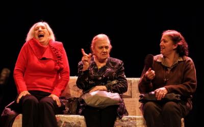 Las Noches del Huerto: teatro social e improvisación