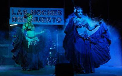 Las Noches del Huerto: fusión de canto y danzas tribales y concierto de rock urbano