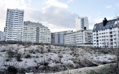 Hortaleza se aproxima a los 200.000 habitantes