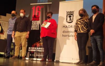 Público y jurado coinciden en el Certamen de Teatro Abierto de Hortaleza