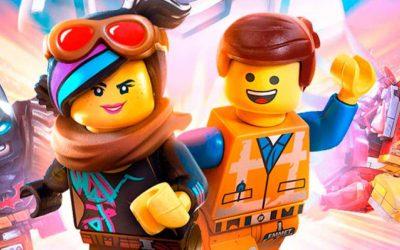 Cine de verano de Hortaleza: La Lego película 2