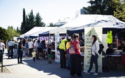 La quinta edición de la Feria de Asociaciones de Hortaleza ya está aquí