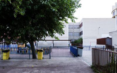 Al menos seis colegios públicos de Hortaleza tienen amianto