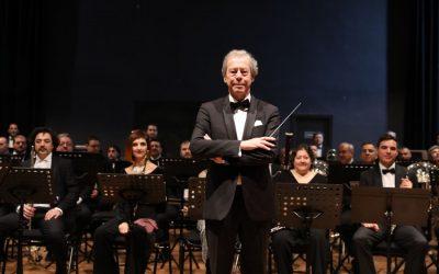 Concierto de la Banda Sinfónica Municipal de Madrid