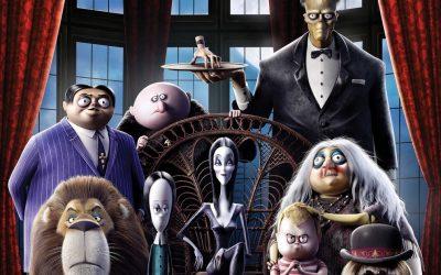 Cine de verano de Hortaleza: La familia Addams