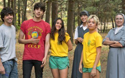 Cine de verano de Hortaleza: La llamada