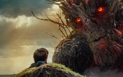 Cine de verano de Hortaleza: Un monstruo viene a verme