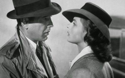 Cine de verano de Hortaleza: Casablanca