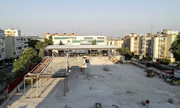 ¿Qué se construye en el antiguo gimnasio Fasán?