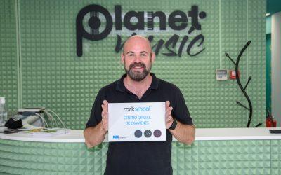 Planet Music, la nueva escuela de música de Hortaleza