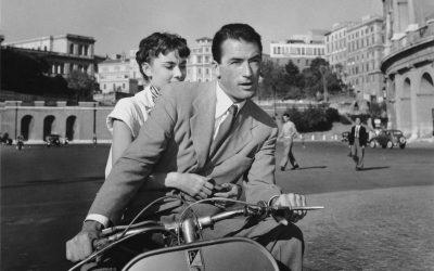 Cine de verano de Hortaleza: Vacaciones en Roma