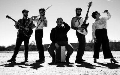 Las Noches del Huerto: conciertos de Smoked Bourbon y Felipe Imposter