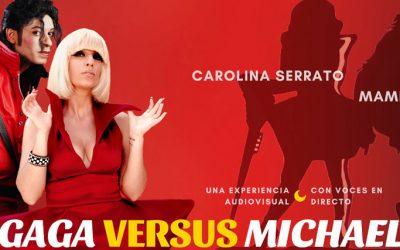 Tributo Lady Gaga versus Michael Jackson