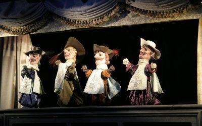 Ocio y cultura en Manoteras: teatro de títeres y taller de marionetas